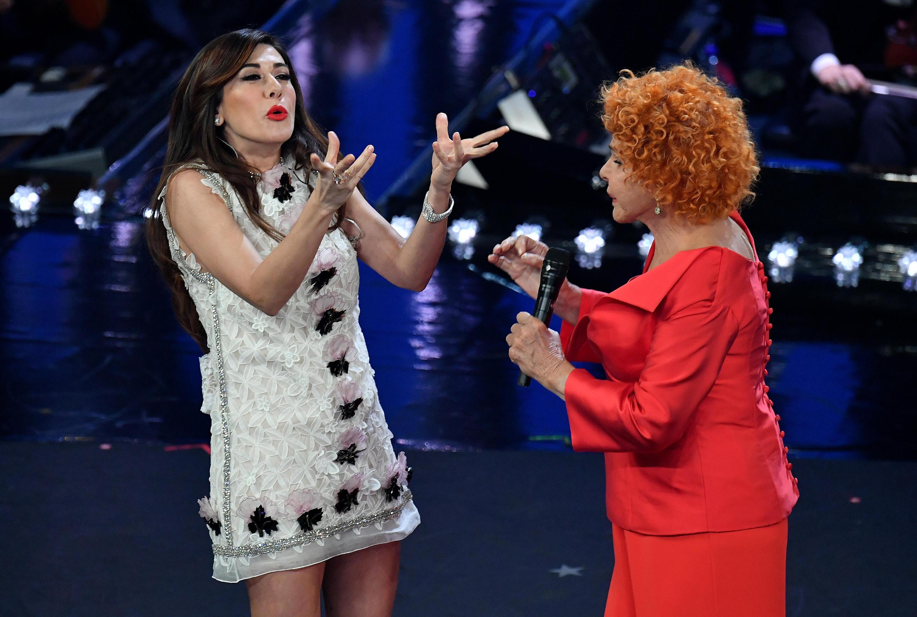 Virginia Raffaele: 'Ornella Vanoni la più rock del Festival di Sanremo 2019'