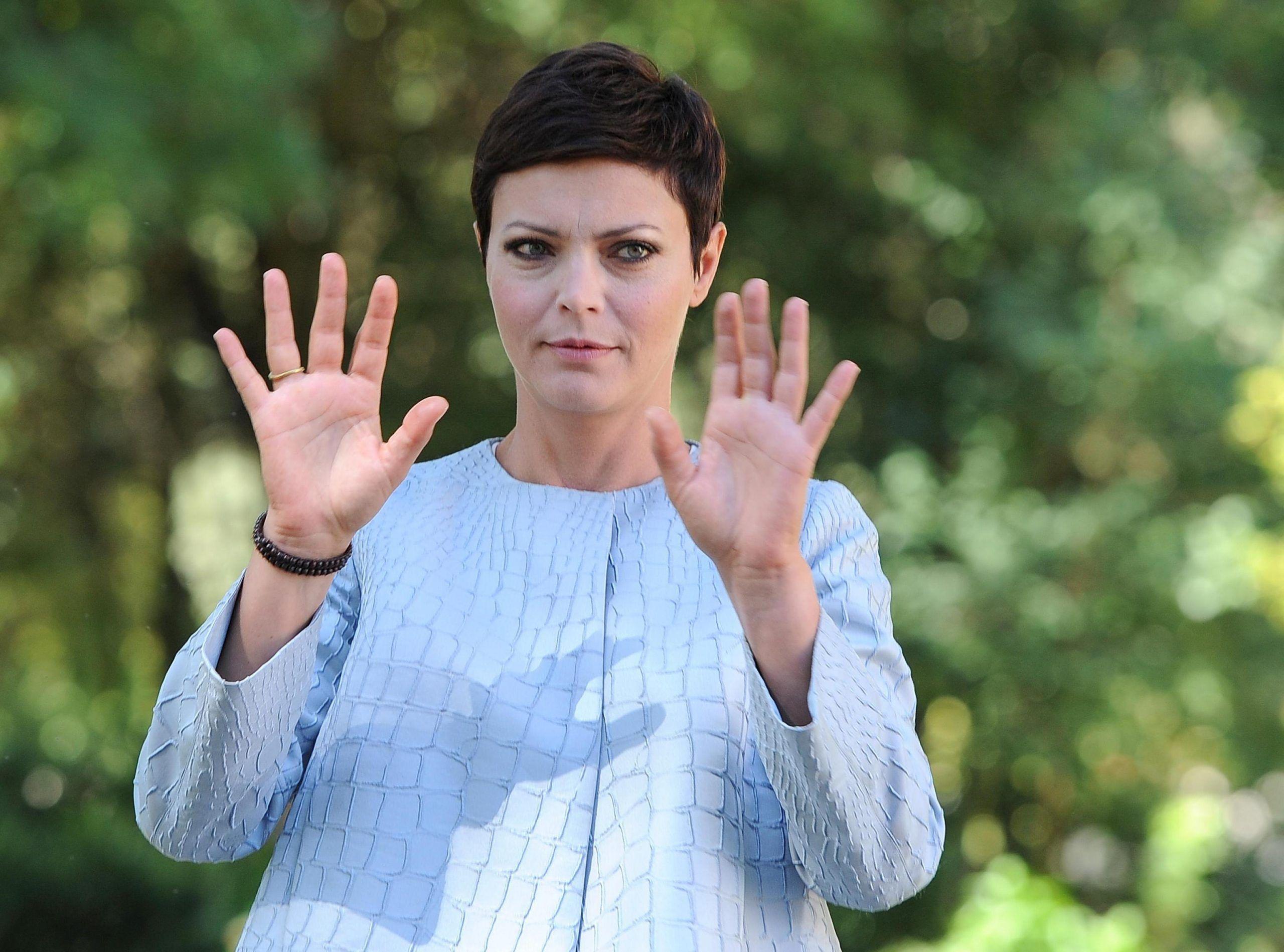 Vittoria Belvedere, la malattia e la crisi col marito: 'Mi è scoppiata la tiroide'