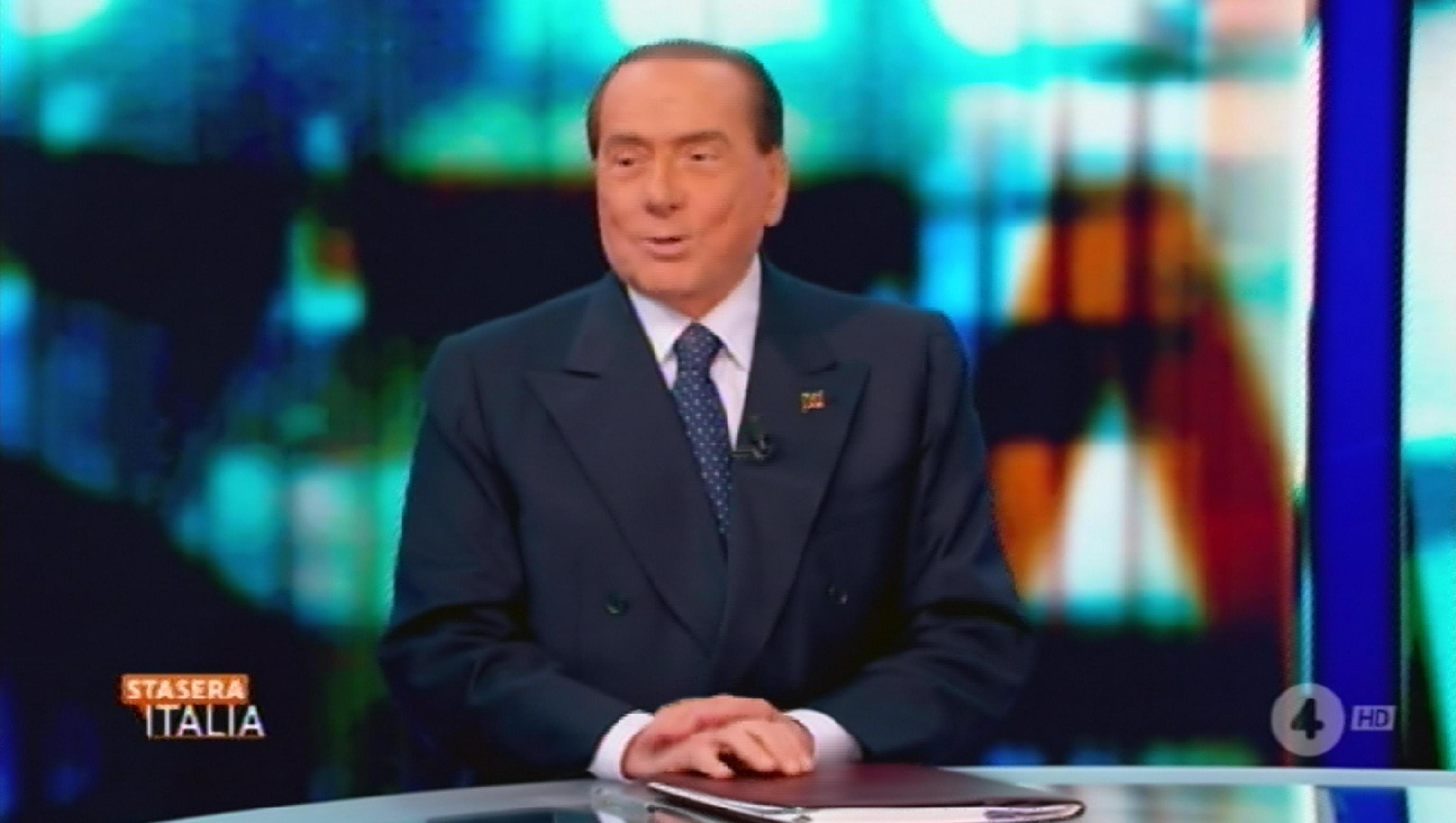 """Silvio Berlusconi: """"Conte un burattino, Di Maio inclassificabile. Italiani vergognatevi"""""""