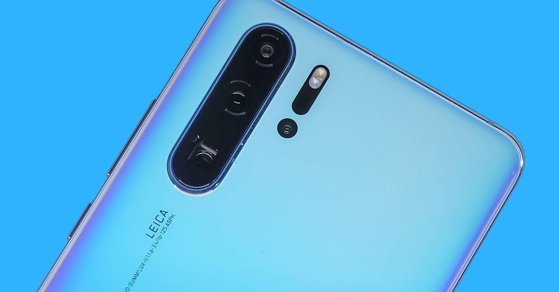 Fotocamera Huawei P30 Pro