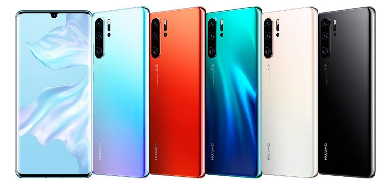 Huawei P3o pro colori