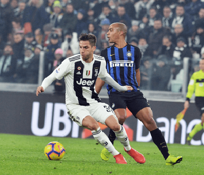 Inter-Juventus: dove vedere il derby d'Italia del 27 aprile
