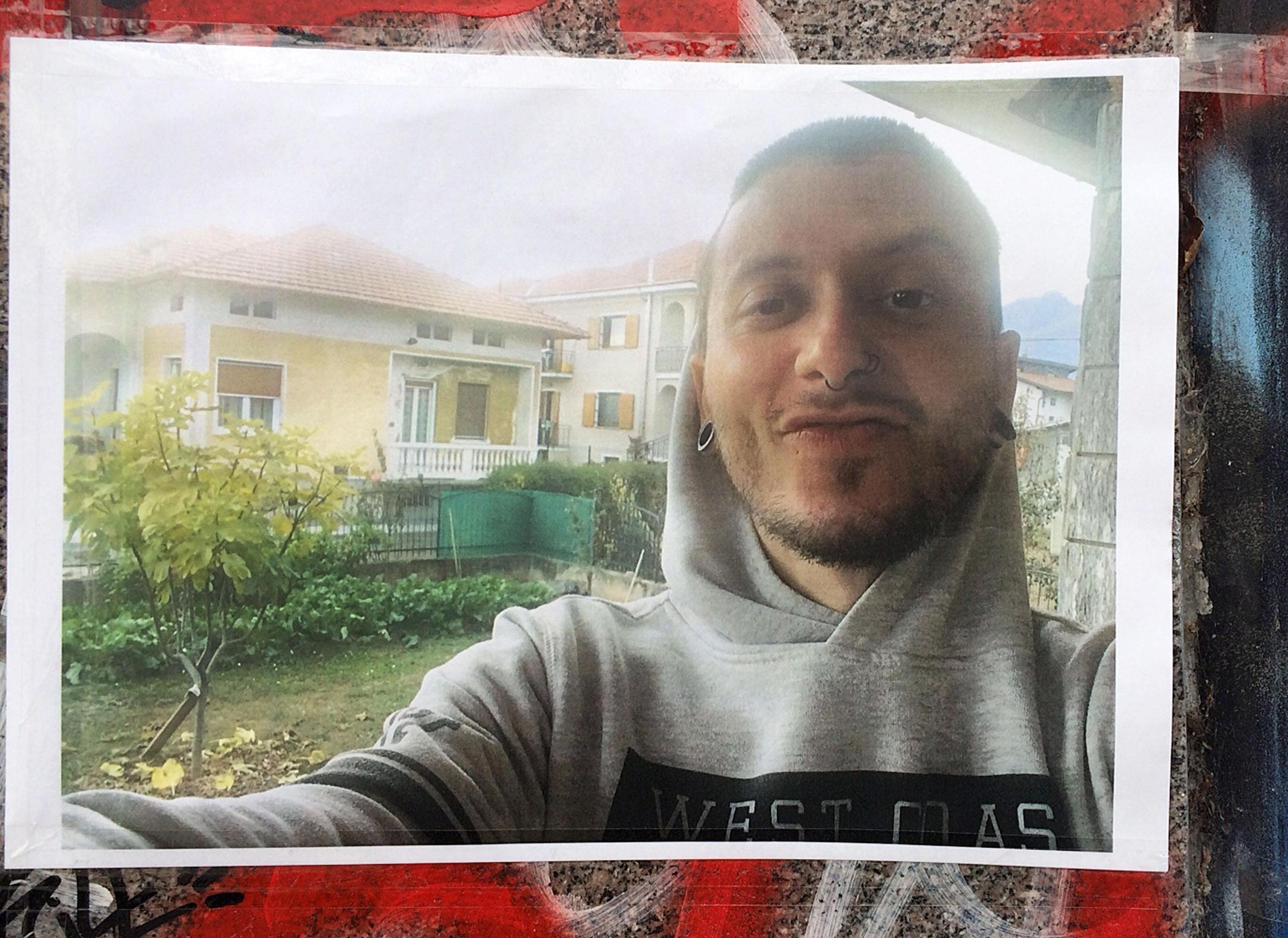 L'assassino di Stefano Leo: 'Volevo uccidere un giovane italiano felice'