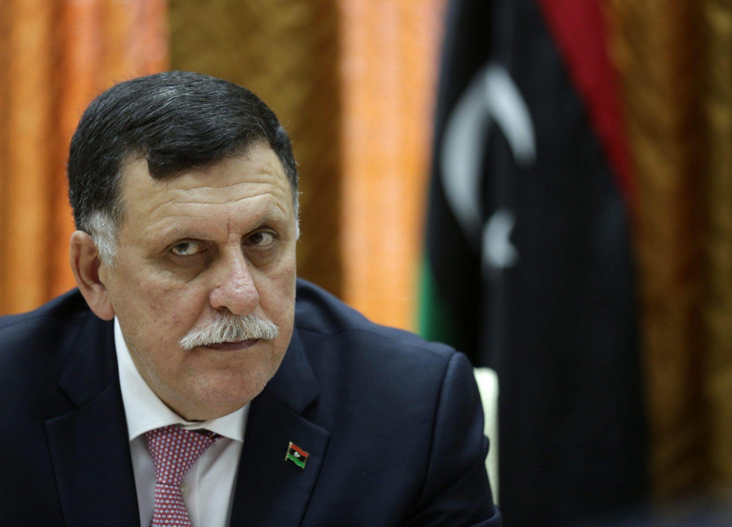 Libia, al-Serraj avverte: 'In 800mila pronti a salpare per l'Italia'