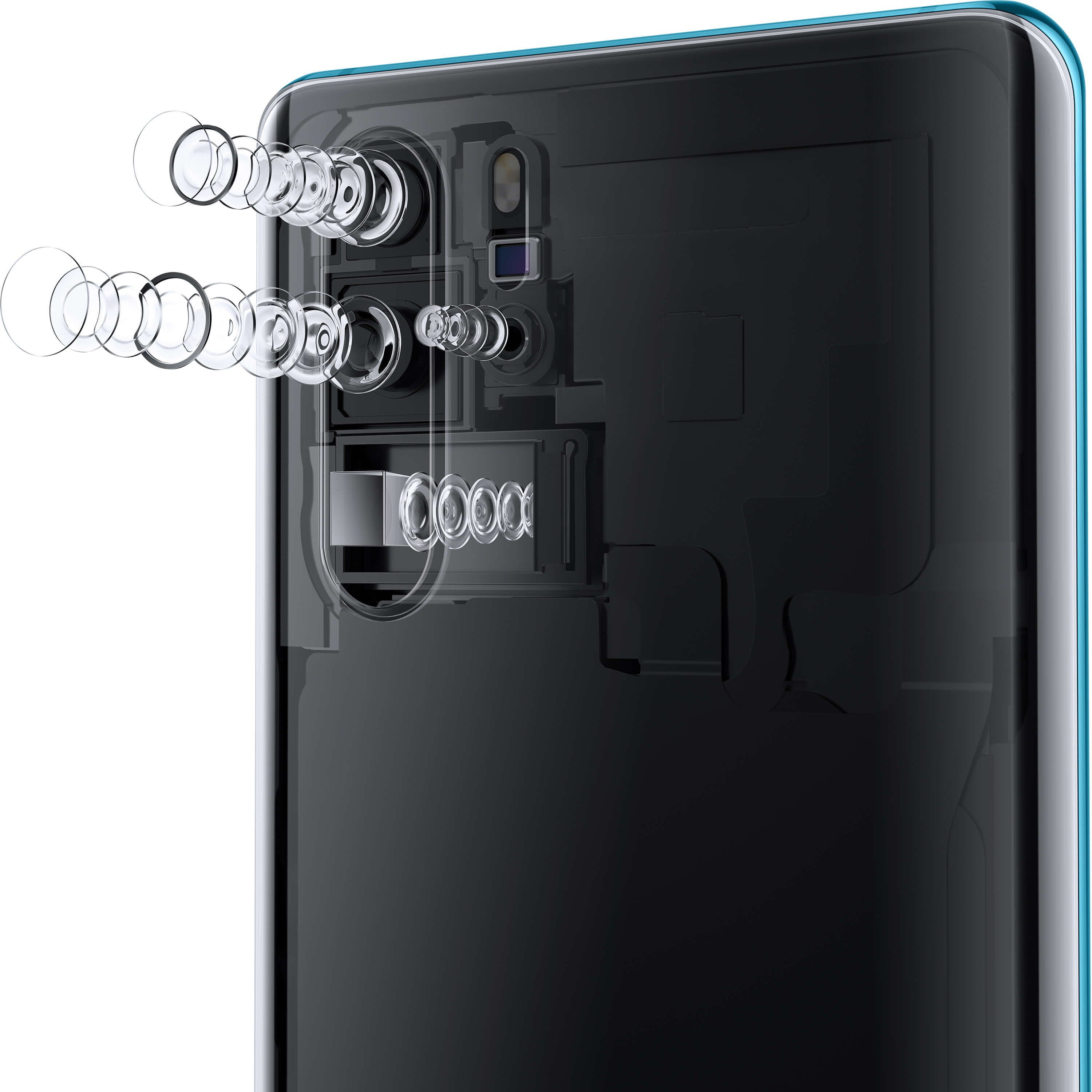 Huawei P30 Pro, fotocamere