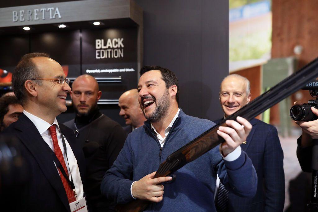 Il clima d'odio in Italia è stato inventato da Salvini?