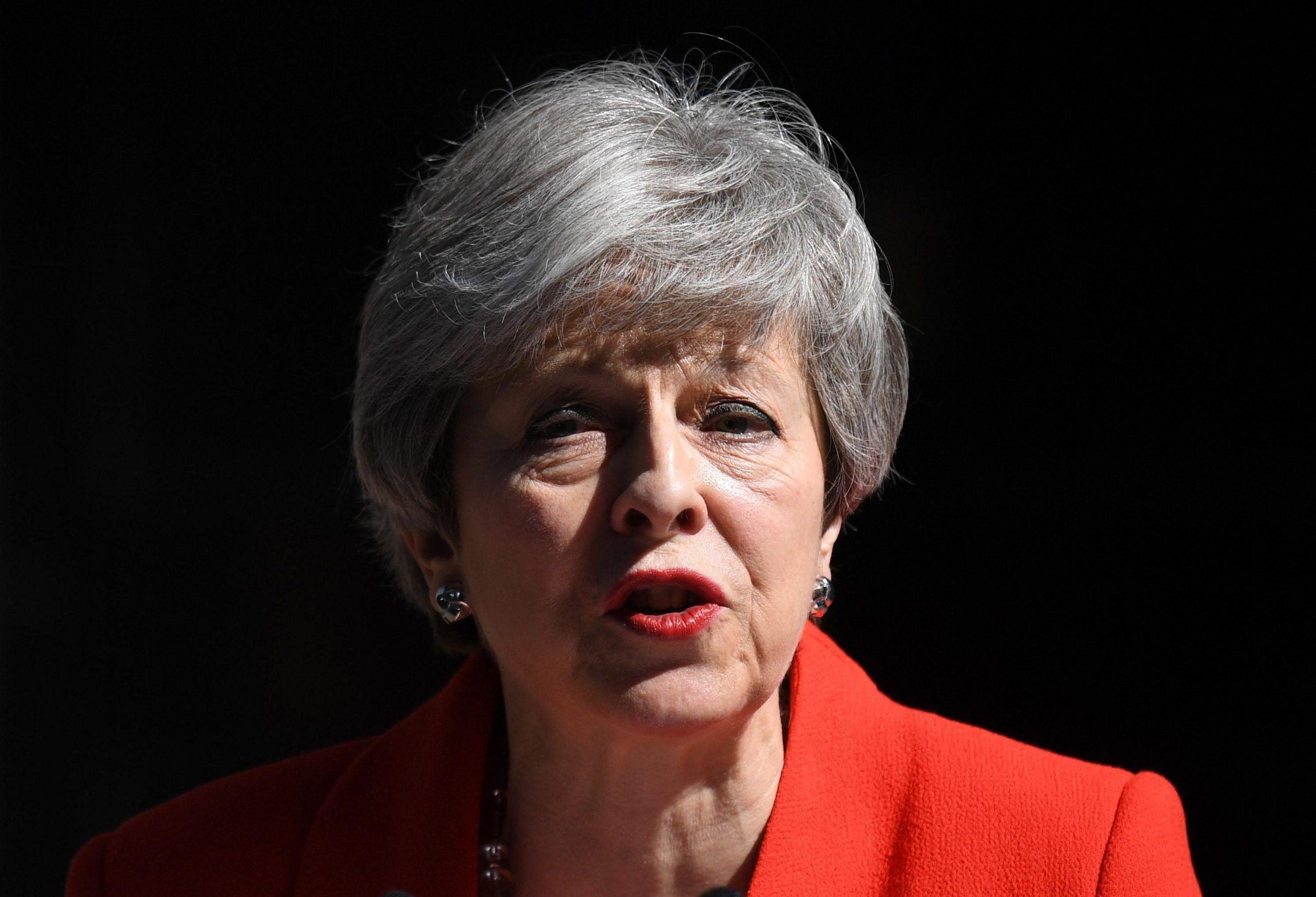 Theresa May darà le dimissioni il 7 giugno 2019