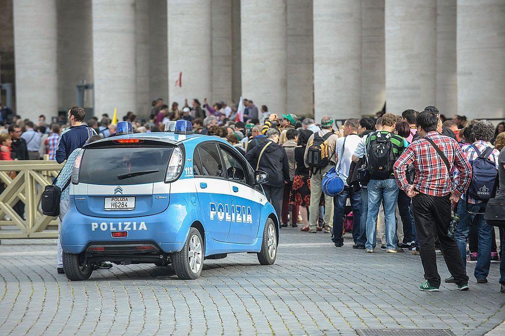 Luca Sacchi: problema sicurezza nella Capitale