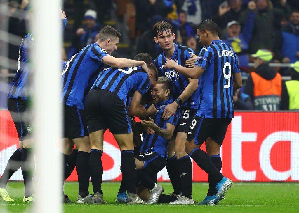 Atalanta, la prima vittoria in Champions League è storica