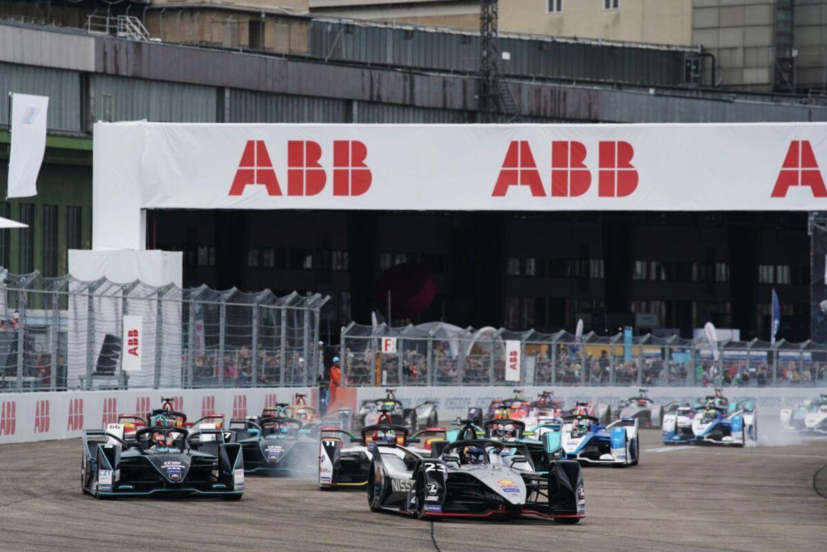 Le monoposto della Formula E