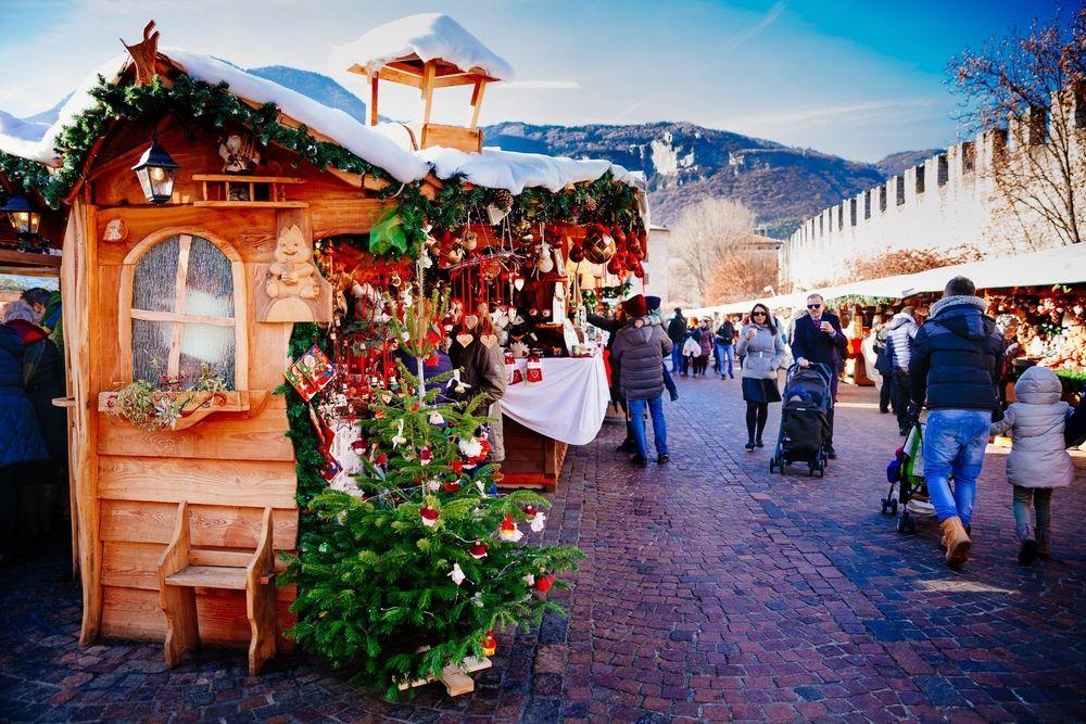 Mercatini di Natale di Trento, un viaggio nella tradizione