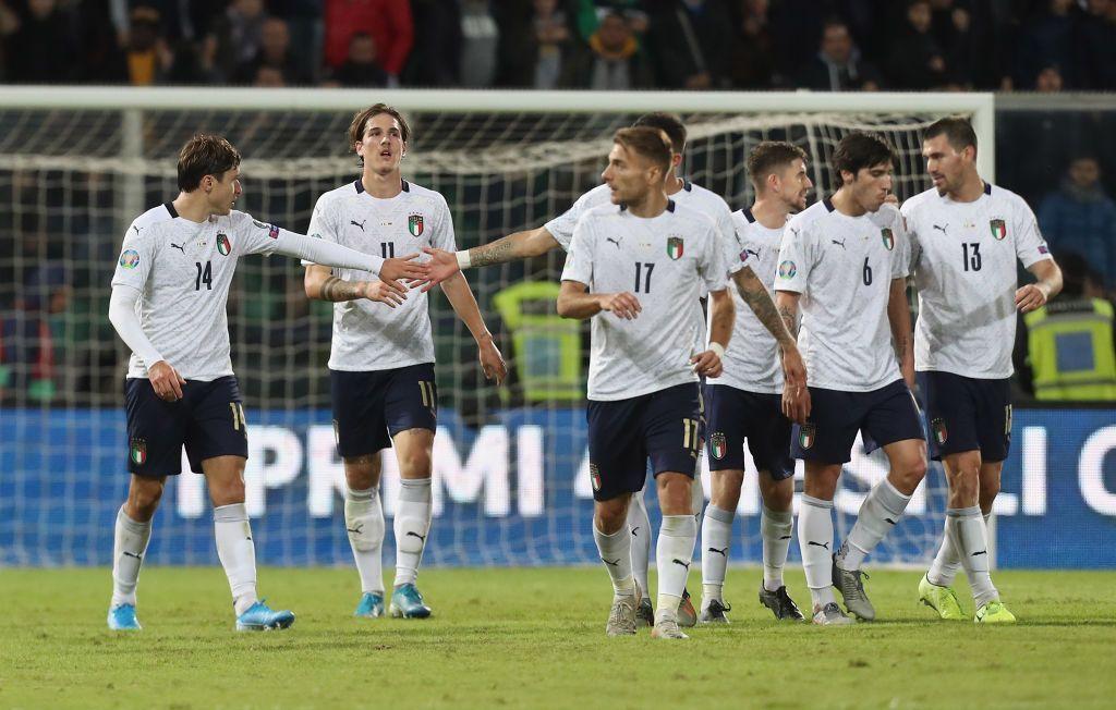 Sorteggio Euro 2020, ecco le possibili avversarie dell'Italia