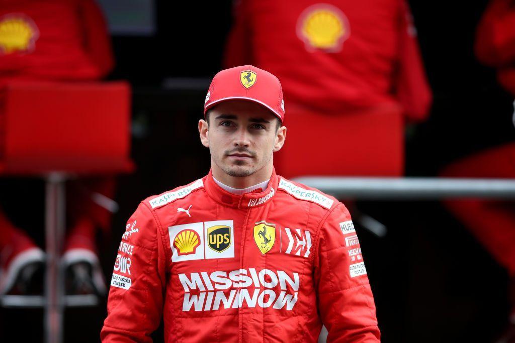 leclerc rinnova con Ferrari