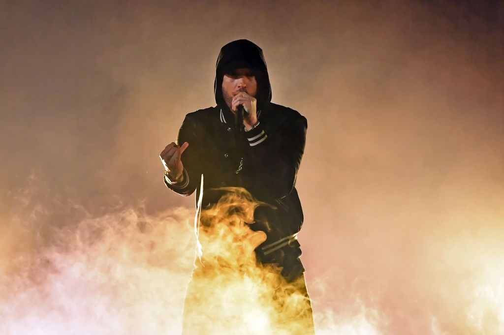 Nuovo album di Eminem: Music to be murdered by