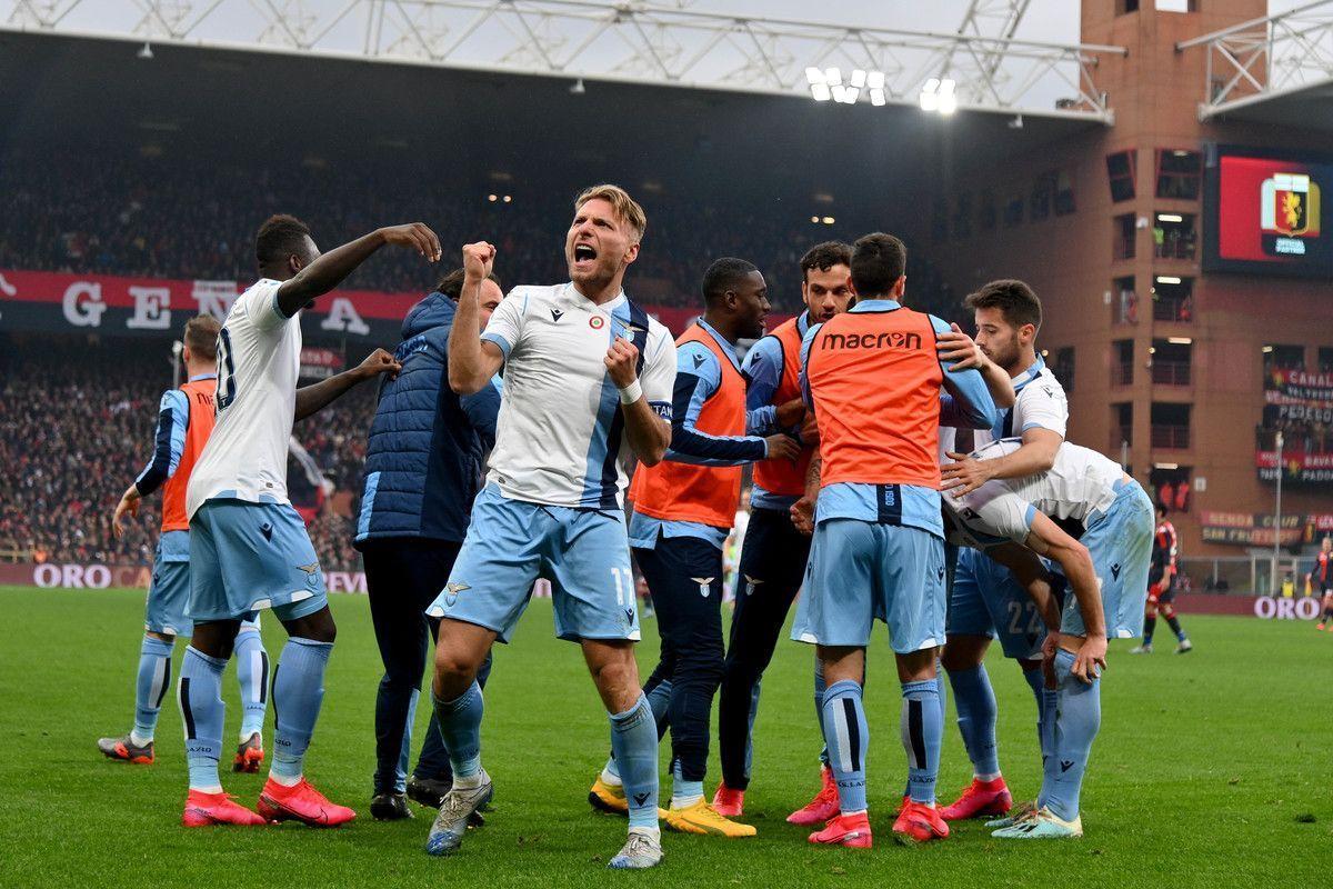 25^ Giornata Serie A: vincono Lazio e Juve, ma il Coronavirus dimezza il campionato. Ecco le ipotesi per i recuperi