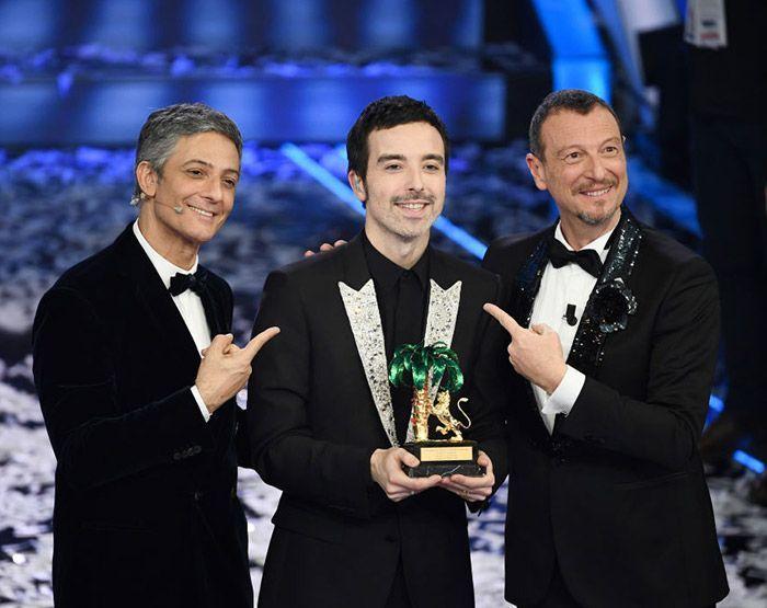 Diodato vincitore di Sanremo 2020, fra trash e cadute di stile