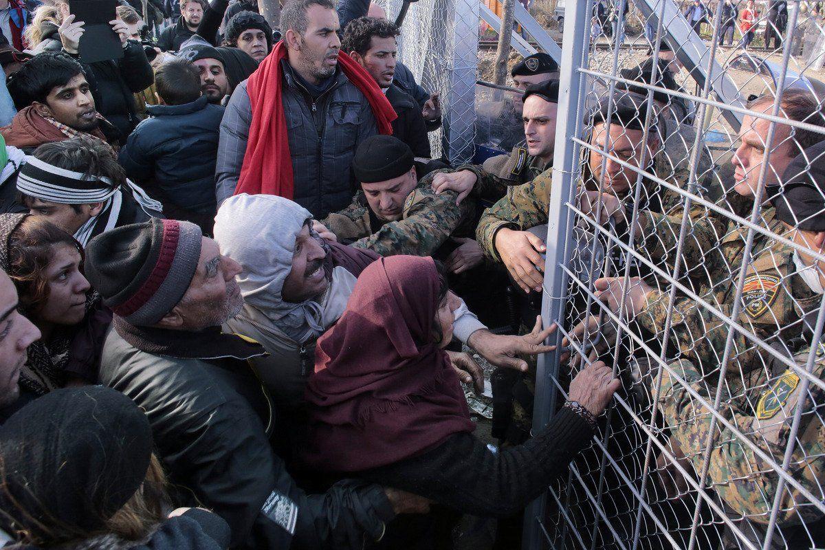 crisi migranti tra grecia e turchia