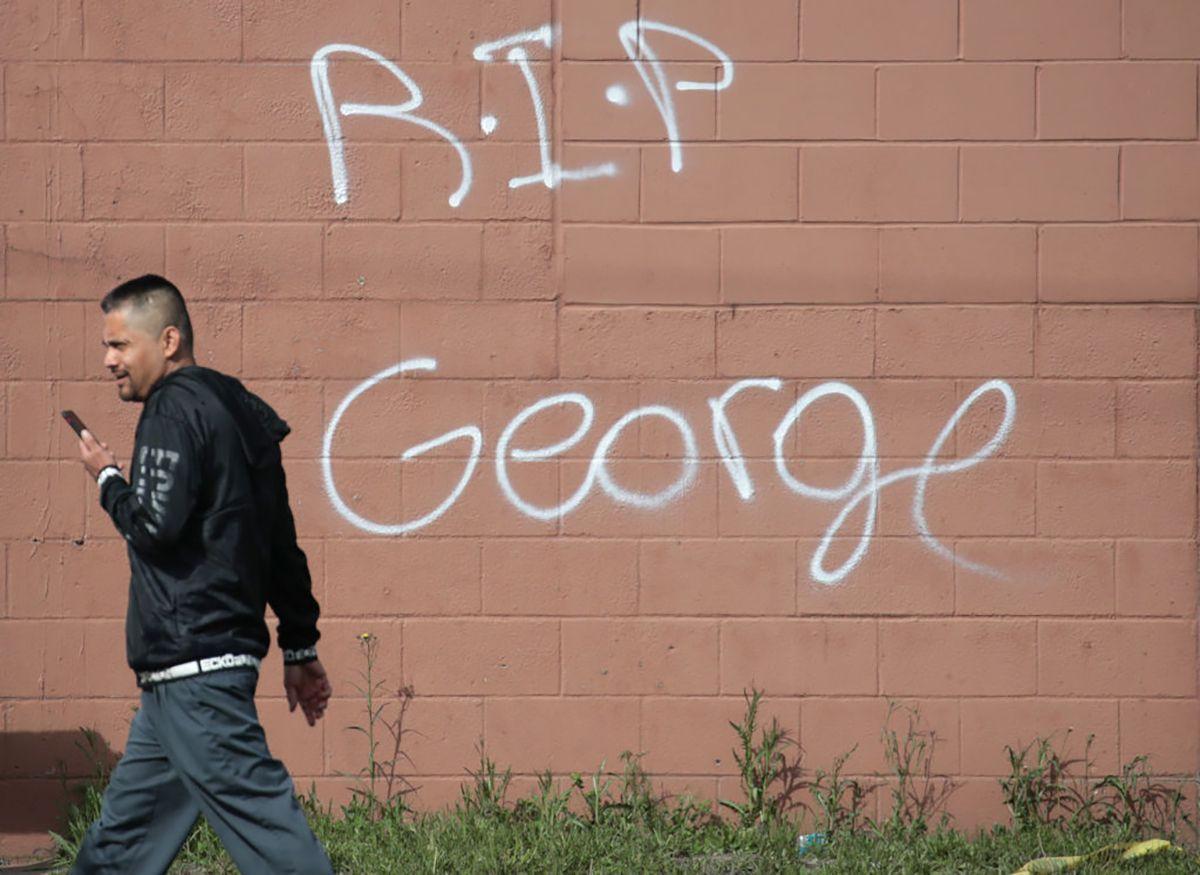 Morte George Floyd, l'America si ribella