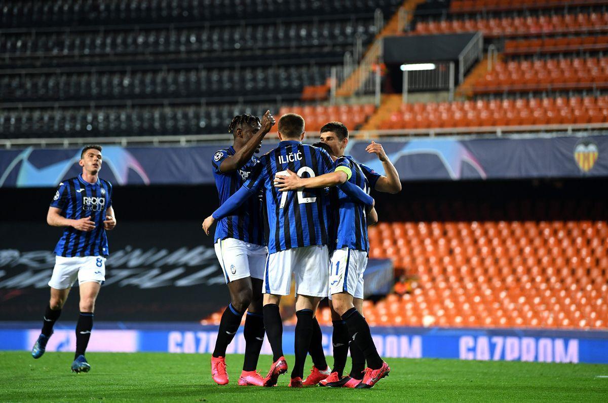 Atalanta stadio eSport