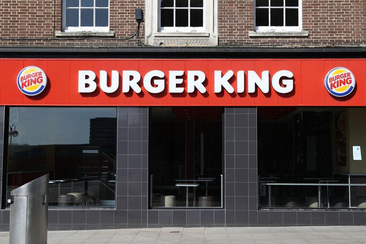 un negozio Burger King