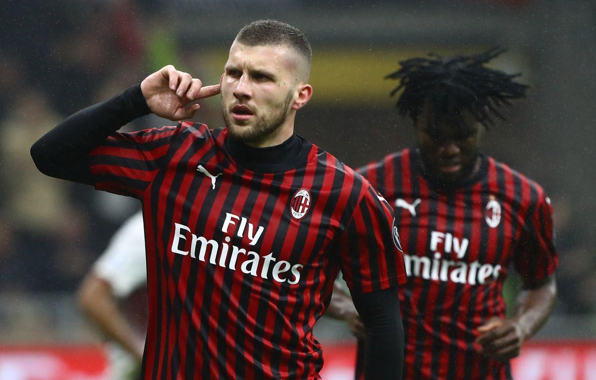 Emergenza totale per il Milan contro la Juve