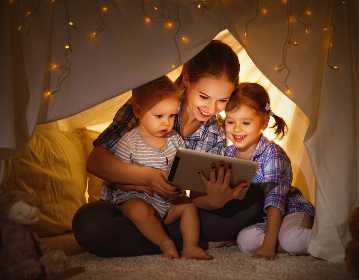 5 modi per trascorrere la serata con i bambini