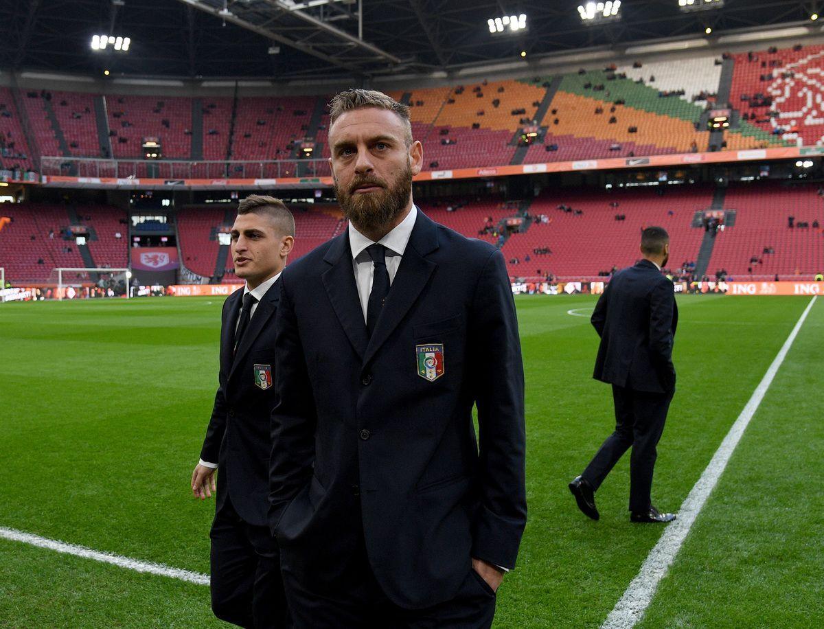 Daniele De Rossi già a lavoro per costruire la nuova Fiorentina