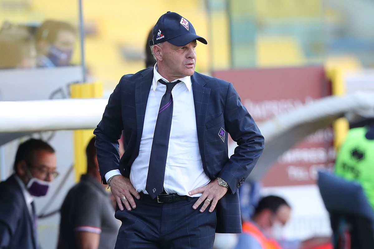 Fiorentina, Iachini confermato: siederà sulla panchina viola anche nella prossima stagione