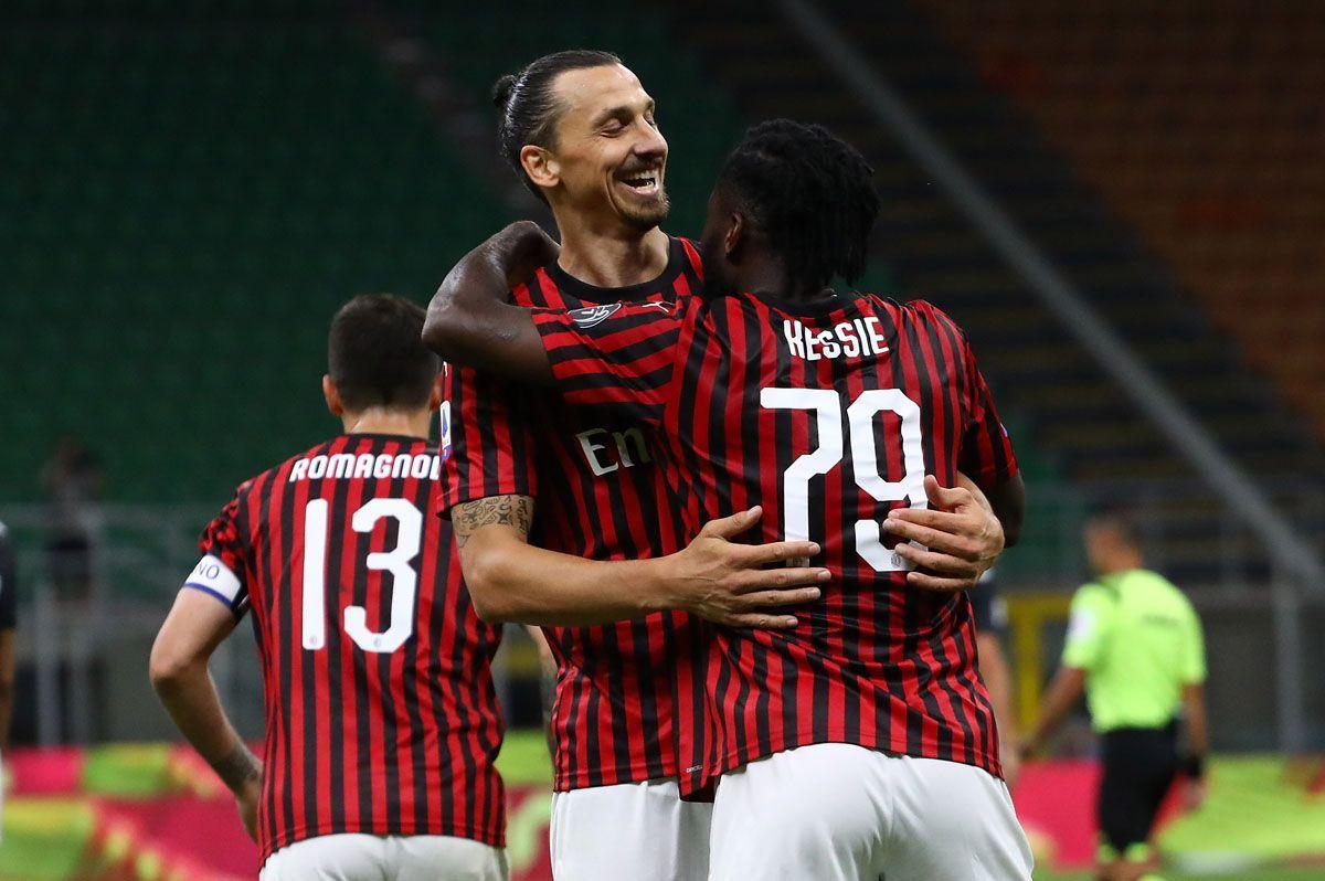 Il Milan ribalta la Juve, Lazio sconfitta a Lecce