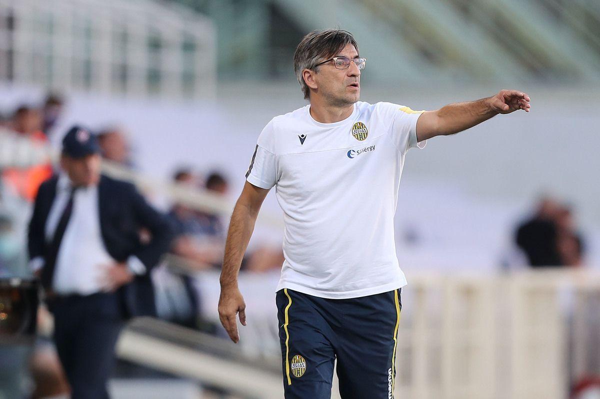 Juric ha deciso, niente Fiorentina o Cagliari: il tecnico rimarrà a Verona
