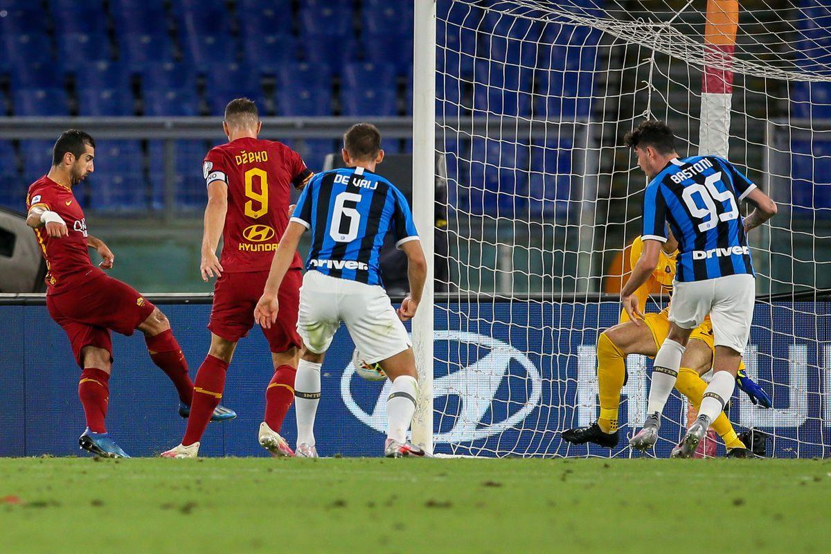 Serie A: l'Inter stecca contro la Roma, Spal retrocessa in Serie B