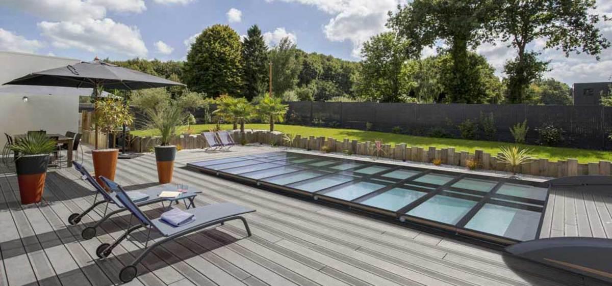 Come arredare il giardino con coperture di design made in Italy