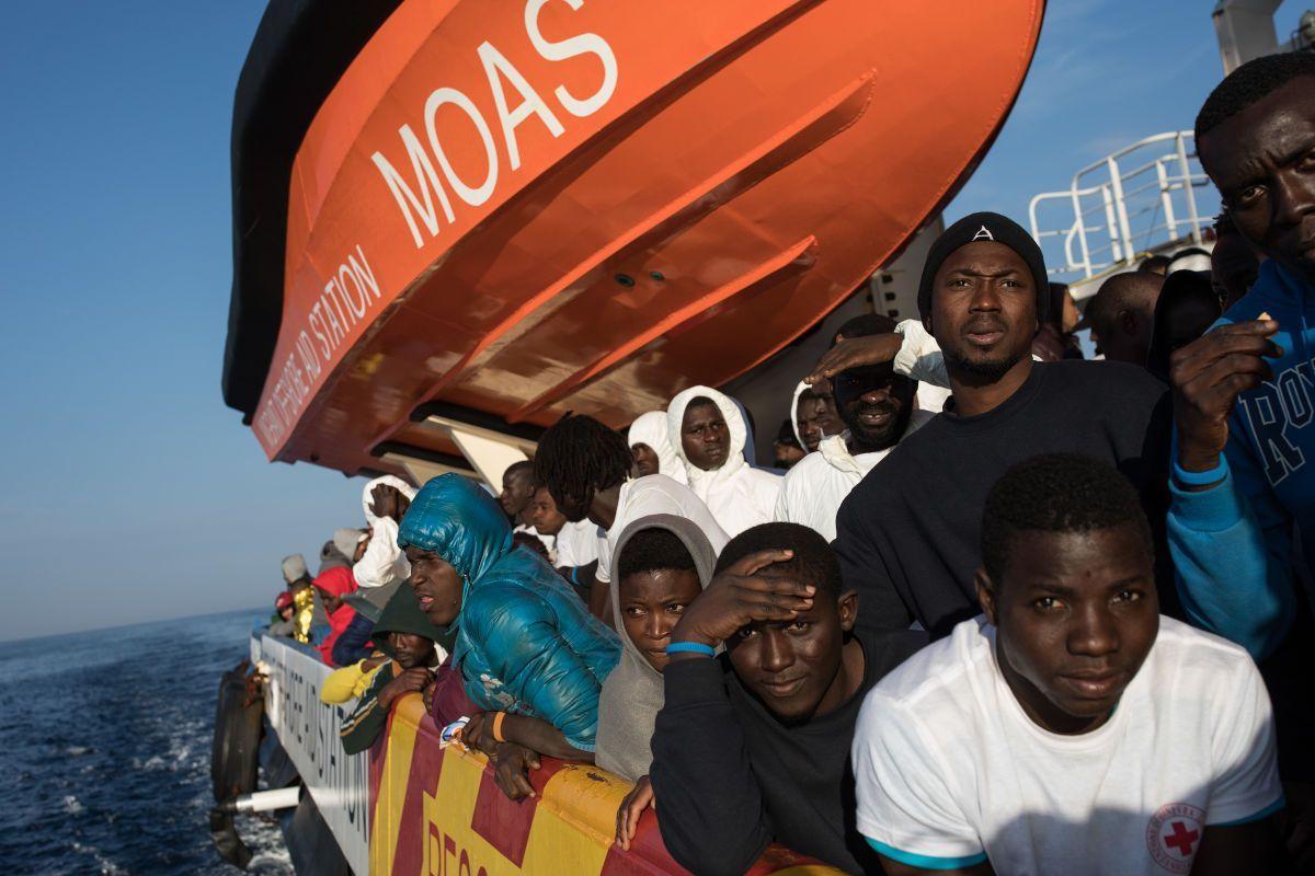 Sbarchi: 1000 migranti in Italia in 2 giorni, decreto Salvini a rischio