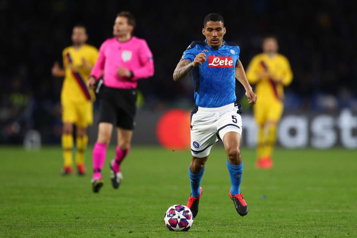 Allan: addio Napoli, va all'Everton di Ancelotti