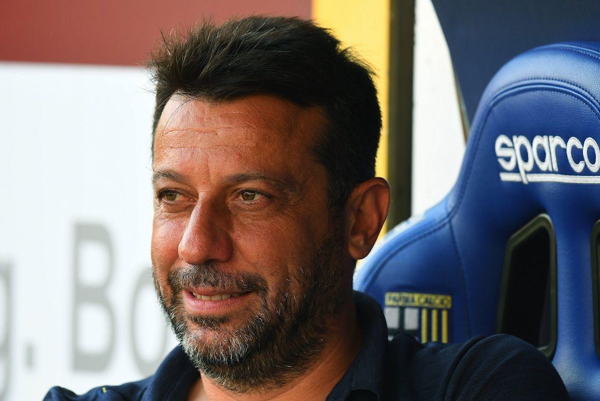 Il Genoa pensa a D'Aversa per sostituire Nicola