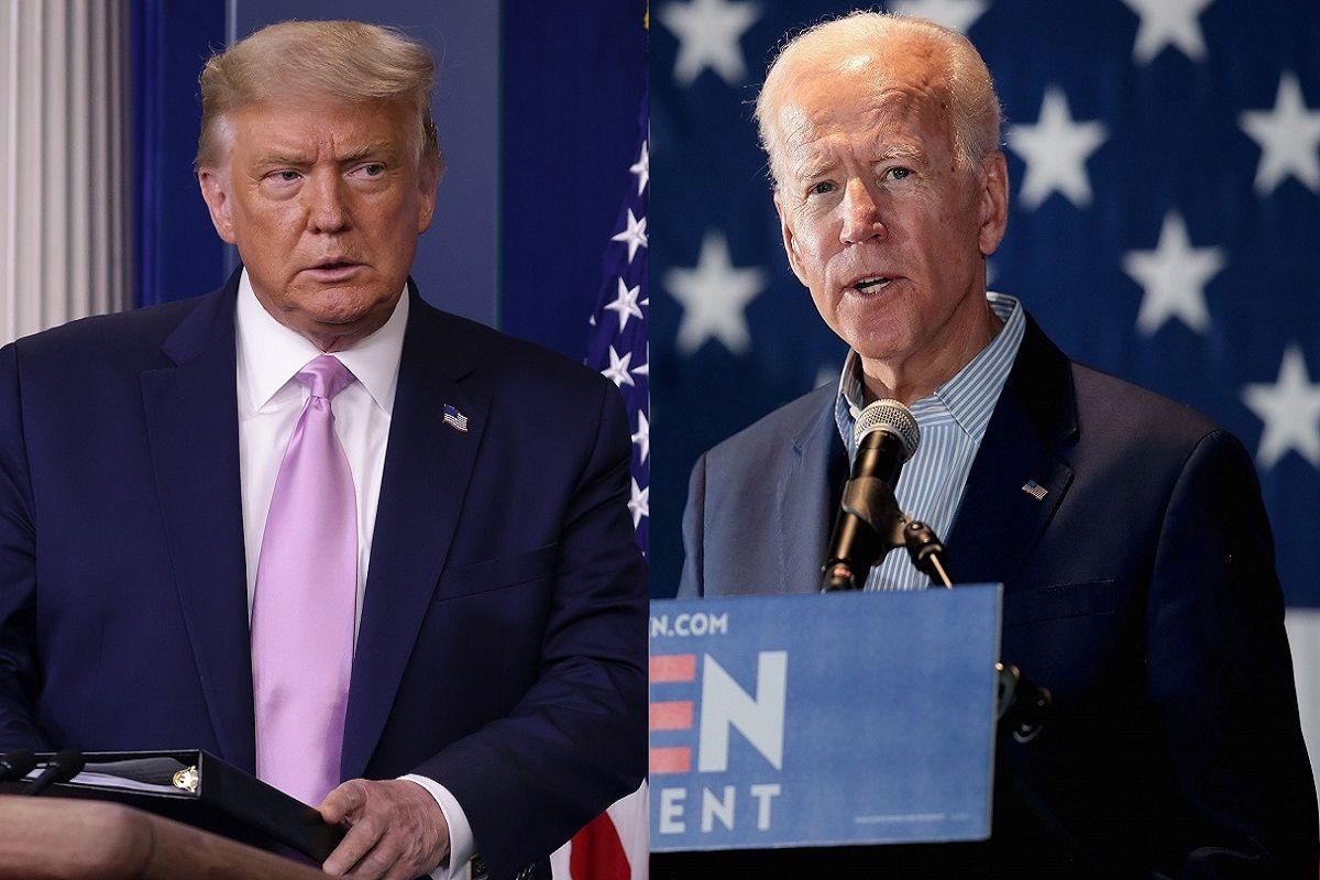 Trump vs Biden: scontro combattivo a distanza per i due leader