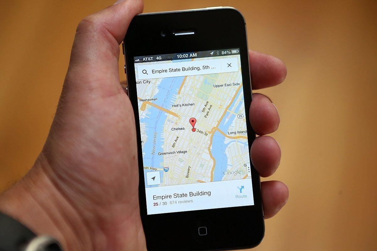 Covid-19, su Google Maps le aree più infette