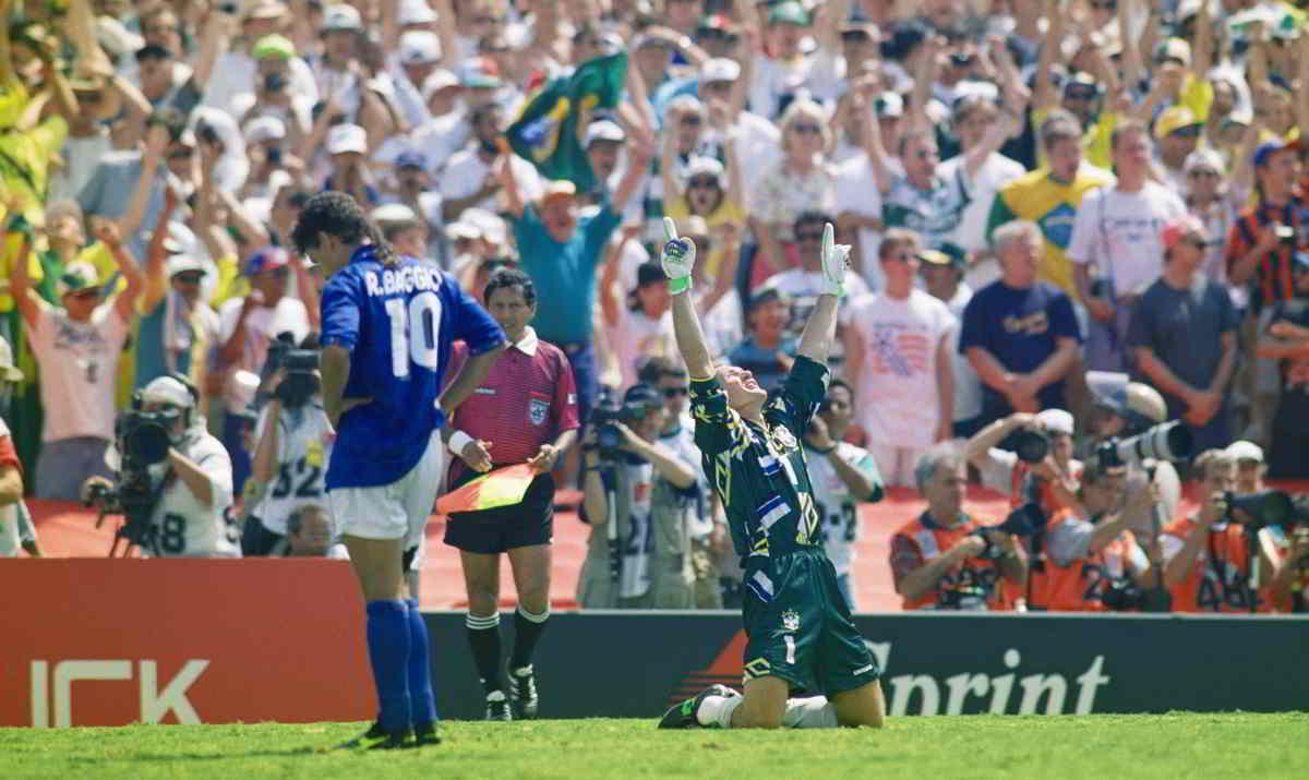 Roberto Baggio e Usa '94