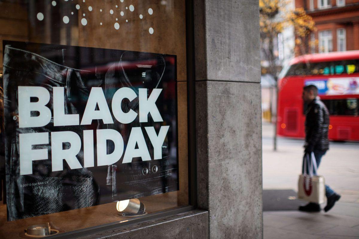 Black Friday 2020 il venerdì nero quest'anno sarà il 27 novembre