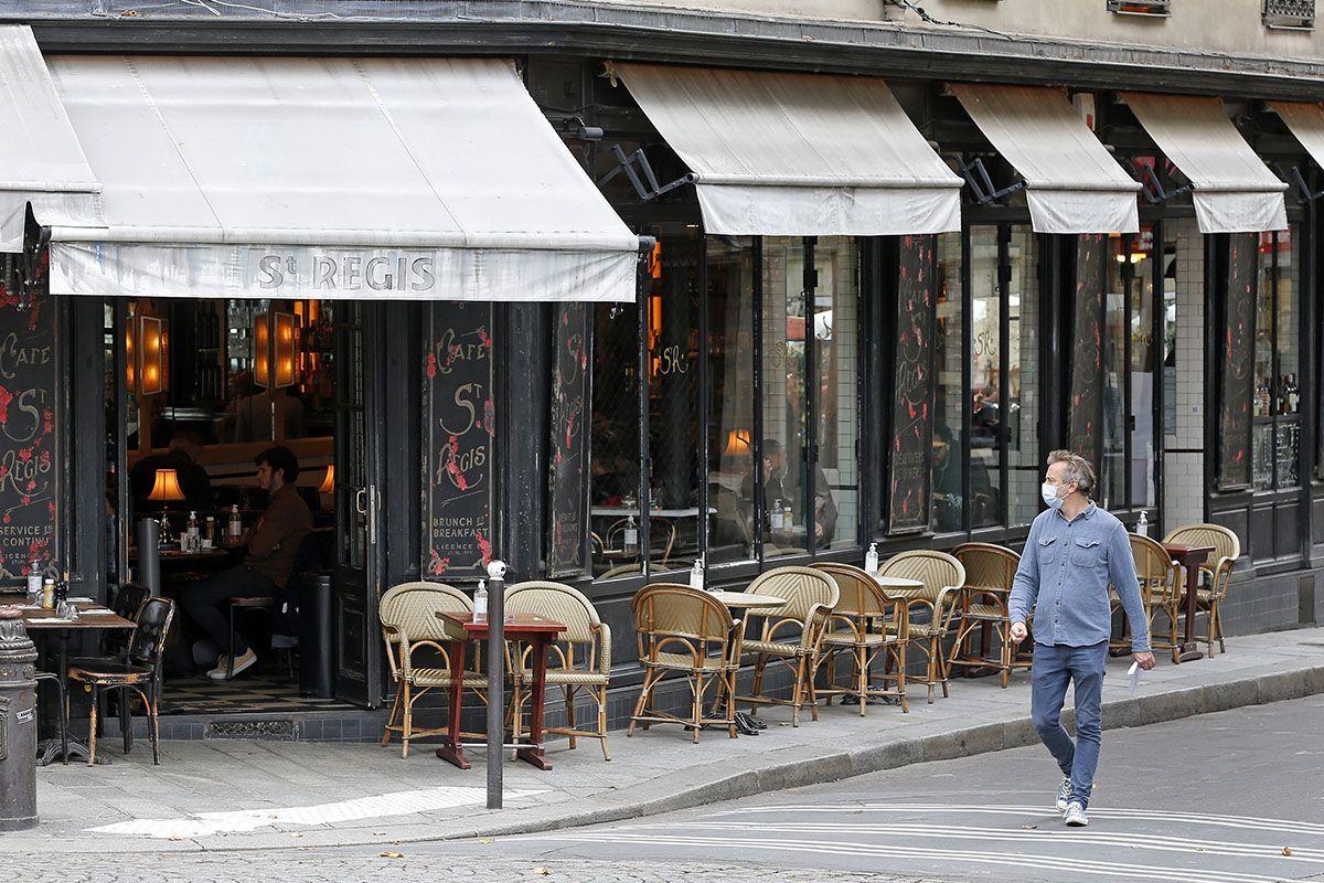 Francia, i casi di Covid-19 potrebbero essere presto 100mila al giorno