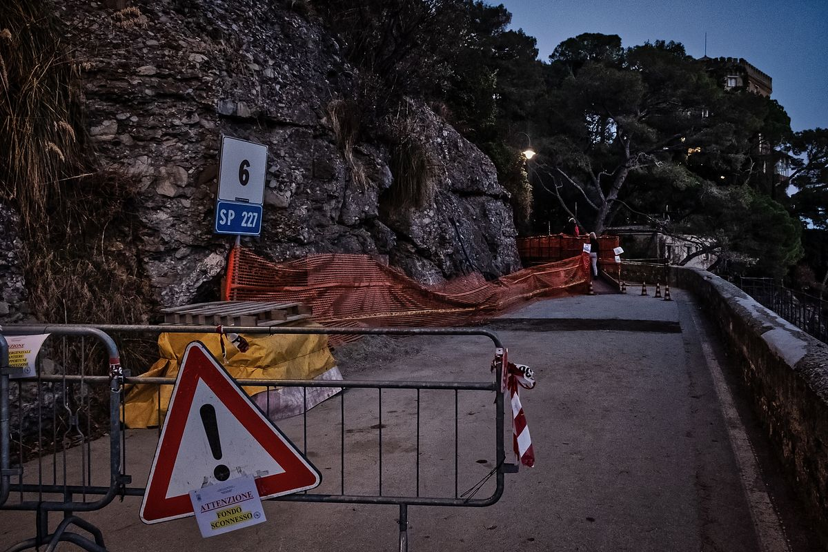 Maltempo, sesto cadavere trovato in mare in Liguria