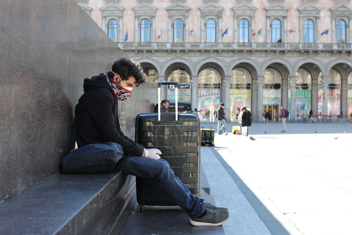 Turismo, l'Italia perde la metà  delle presenze nel 2020