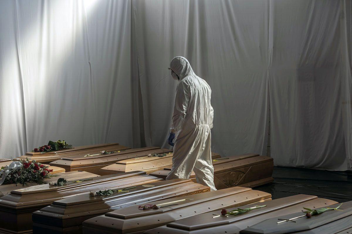 Eurostat: nel 2020 circa 170mila morti in più rispetto agli ultimi quattro anni