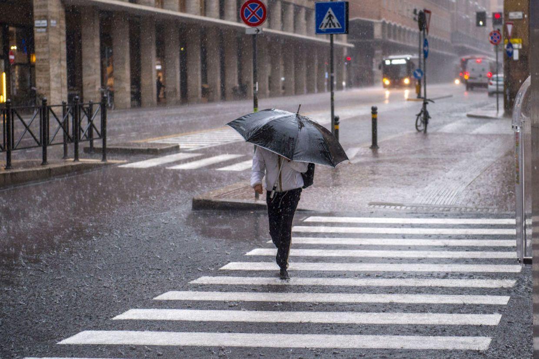 Maltempo sul Nord Italia: forti piogge, frane e allagamenti