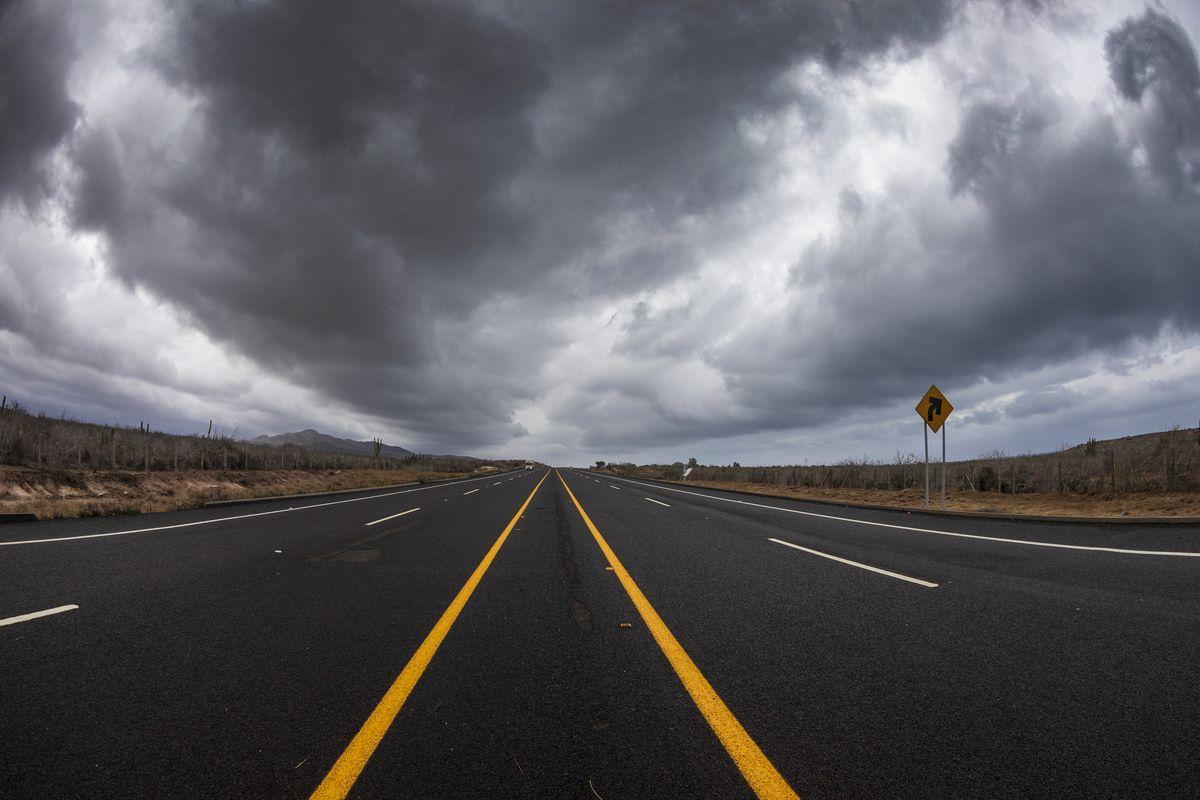 Messico, in arrivo l'uragano Delta di categoria 4