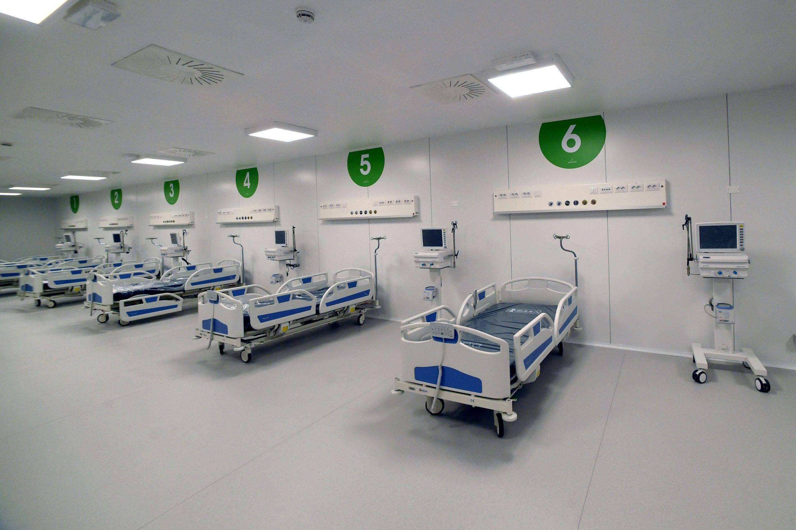 Ospedale Fiera Milano