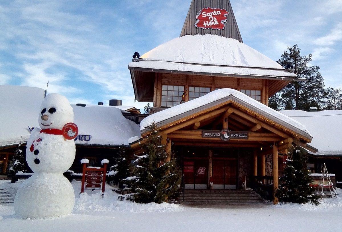 Coronavirus: la casa di Babbo Natale in Finlandia non accetta turisti