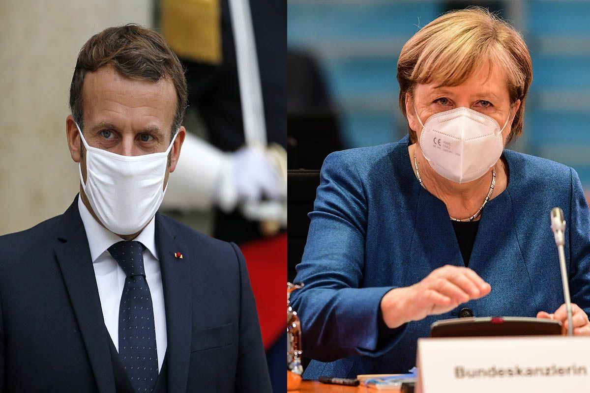 """Covid, Francia torna in lockdown per un mese. Germania chiusura """"light"""""""