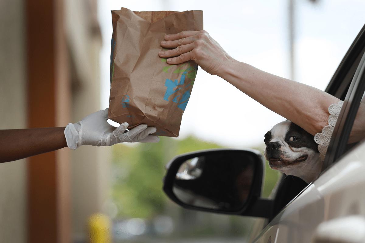 consegna cibo