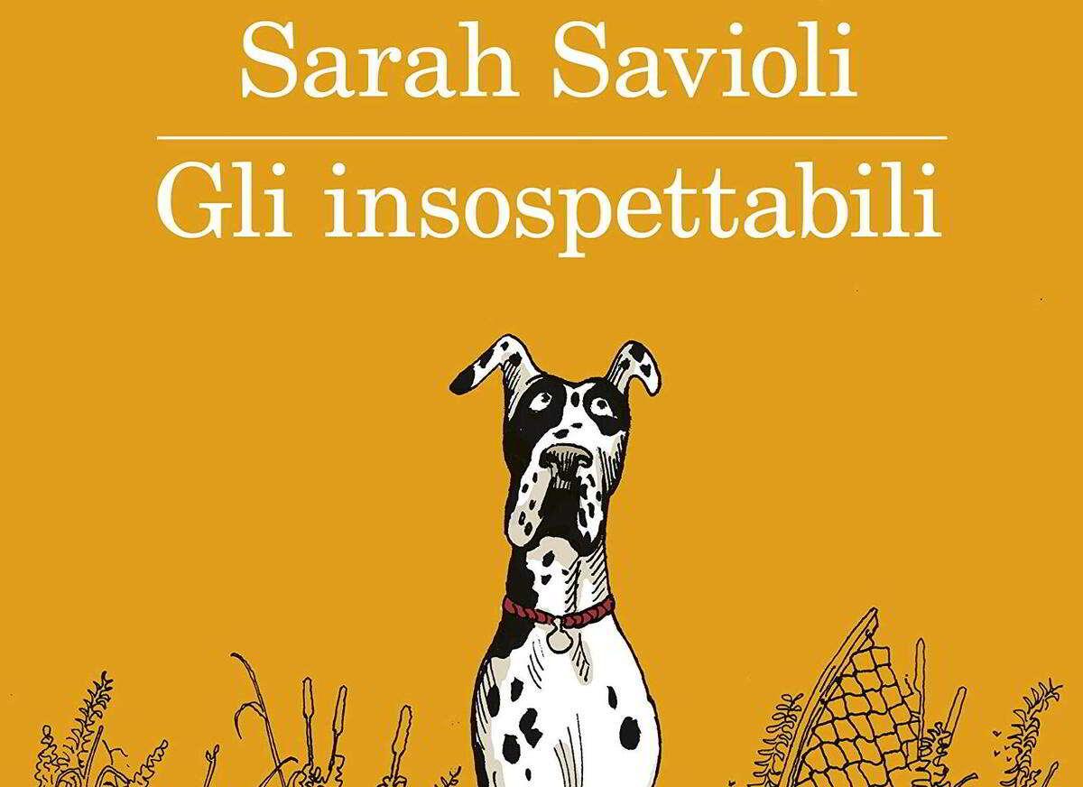 copertina sarah savioli gli insospettabili